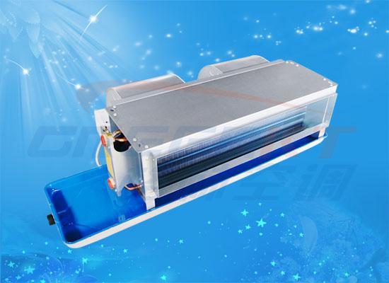 江苏靖江格林新推出不锈钢管串铝片表冷器_风机盘管
